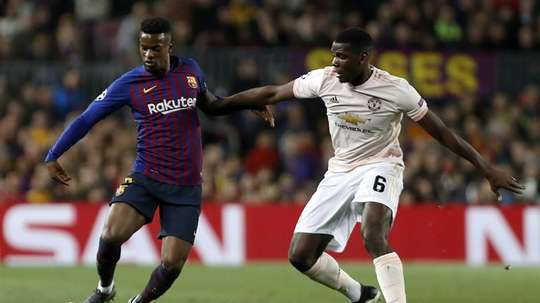Bechler claims Semedo was racially abused in Prague. EFE