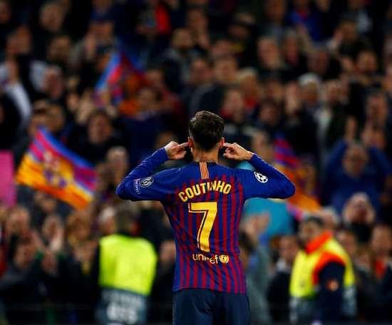 Rivaldo parle du geste de Coutinho. EFE
