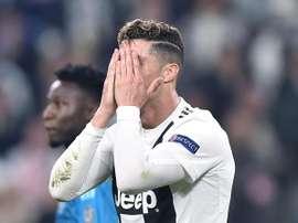 Cristiano partira de la Juve plus tôt que prévu. EFE