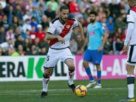 Mario Suárez se refirió al duelo ante el Huesca. EFE/Archivo