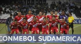 Casi la mitad de la plantilla de Sport Huancayo dio positivo en COVID-19. EFE