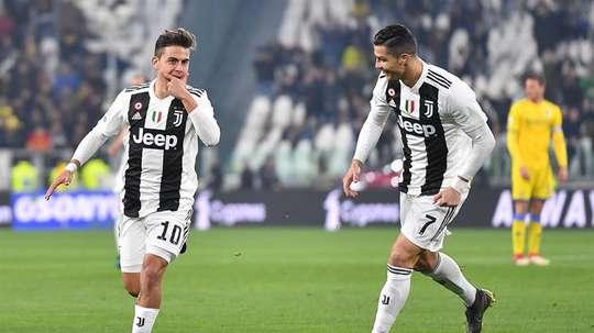 Le Real Madrid a refusé l'offre de la Juventus pour Dybala. EFE
