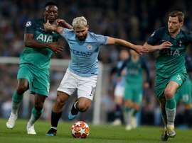 Man City v Tottenham - preview and possible line-ups. EFE