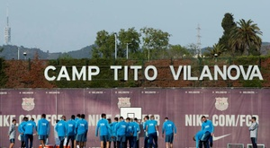 Le groupe du FC Barcelone pour affronter la Real Sociedad en Liga. EFE