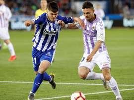 Alaves and Valladolid had good seasons. EFE