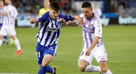 Alavés y Valladolid, los que mejor lo hicieron tras el Getafe. EFE