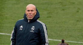 Zidane has rotated his squad since his return. EFE
