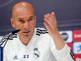 Zidane confirmou que haverão mudanças no Real na próxima temporada. EFE