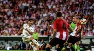 Asensio ne pense qu'à rester à Madrid. EFE