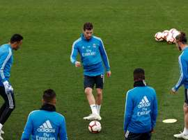 Kroos will be back for Real Madrid to face Athletic Bilbao. EFE
