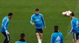 Kroos vuelve, Vinicius no llega y Ceballos queda fuera. EFE