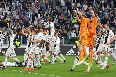 O nome do estádio da Juventus valerá o triplo em 2023. EFE/EPA