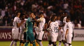 Continúa la Copa Ecuador. EFE/Archivo