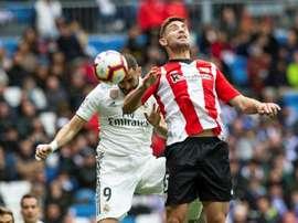 Prováveis escalações de Athletic e Real Madrid. EFE