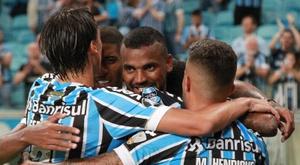 Equipe busca primeira vitória no Brasileirão. EFE/Arquivo