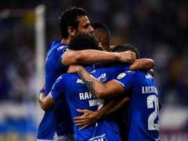 Cruzeiro regresa con una sonrisa a la competición internacional. ,EFE/Archivo
