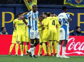 Goals from Bacca and Toko Ekambi gave Villarreal a crucial three points. EFE