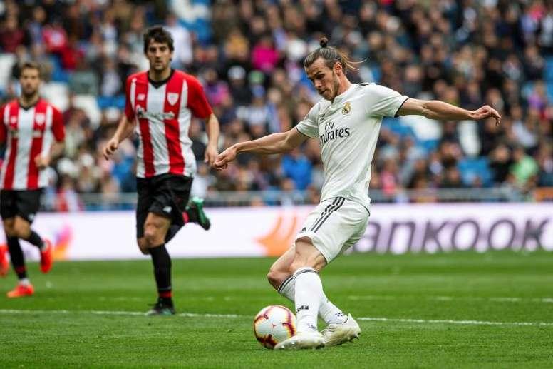 Bale, de nuevo blanco de las críticas. EFE