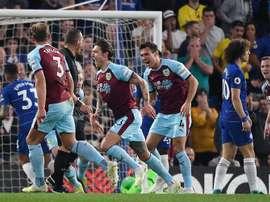 El Chelsea lo intentó, pero no pudo. EFE