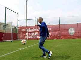 Pour Iniesta, ce match a une saveur spéciale. EFE