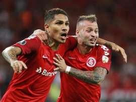 Copa Libertadores: horário e onde assistir Flamengo x Internacional. EFE/Arquivo
