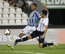 Com emoção o Grêmio bate o Libertad, EFE