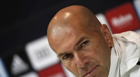 Zidane lancia una frecciata al Barcellona. EFE