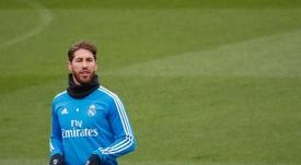 Sergio Ramos considers leaving Madrid. EFE