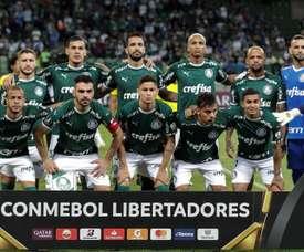 Palmeiras, a superar la altura de Arequipa para lograr la clasificación. EFE/Archivo