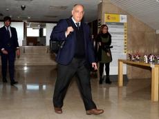 LaLiga rechazó los cambios de la Copa y la Supercopa. EFE/Archivo