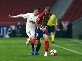 PSG will reportedly look to sign Filipe Luis after his contract expires this summer. EFE