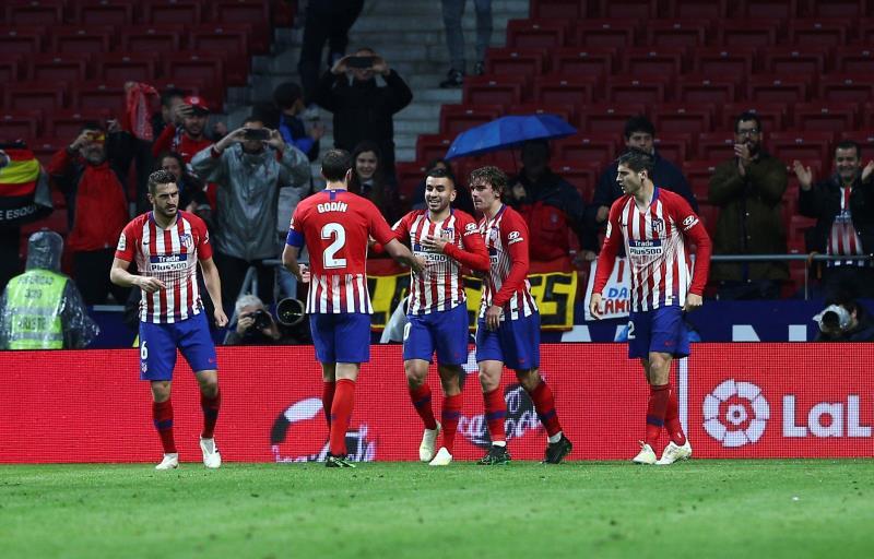 L'Atlético a 'perdu' la Liga à l'extérieur