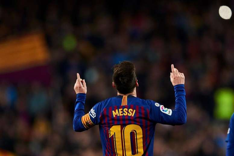Madrid have tried multiple times to sign Messi. EFE