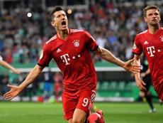 El Bayern llega a una final con polémica. EFE