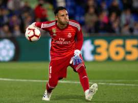 Keylor set for a move to PSG! EFE