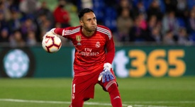 ¡Ya hay acuerdo PSG-Madrid por Keylor Navas! EFE