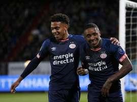 L'AC Milan et Arsenal à la lutte pour Malen. EFE