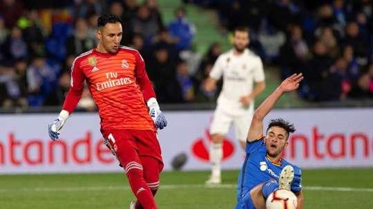 Benfica veut faire venir Keylor Navas. EFE