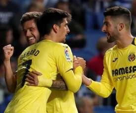El Villarreal consiguió despertar a tiempo y busca certificar la permanencia. EFE