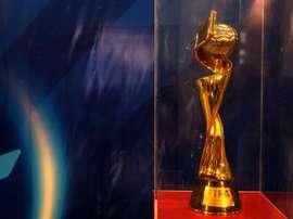 El trofeo hará acto de presencia en la sede de la RFEF. EFE
