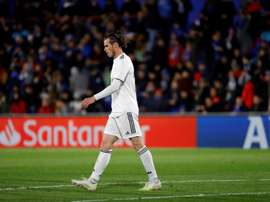 Bale remains stoic about his future at Real Madrid. EFE