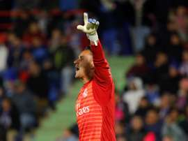 PSG have seen a bid for Keylor Navas rejected. EFE