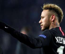 Neymar's side slumped to a disappointing cup final defeat on Saturday. EFE