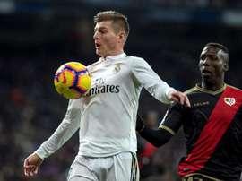 Le PSG, attentif à la situation du Real Madrid. AFP