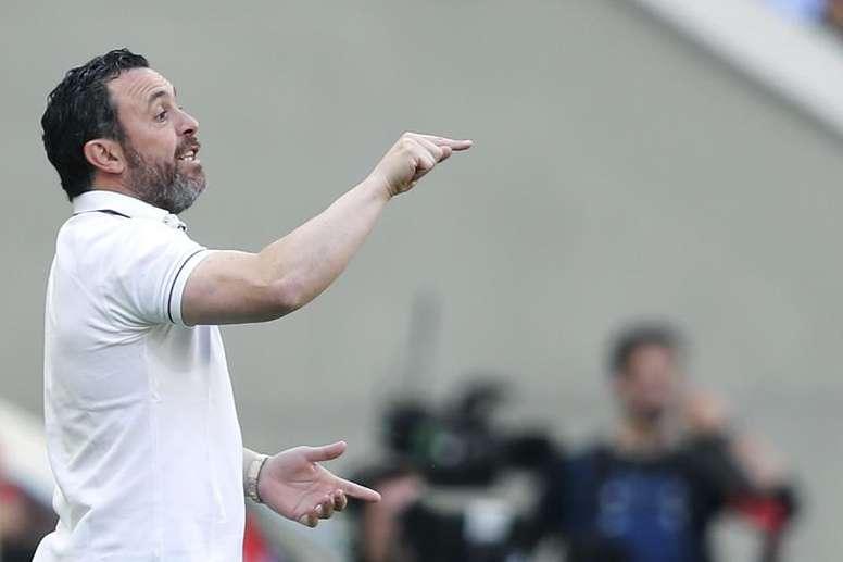 El Valladolid de Sergio vuelve a la acción. EFE