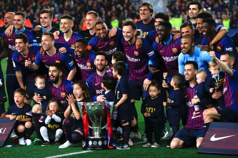El Barça, club más rico del planeta. EFE