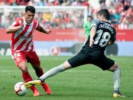 Pedro Porro, nouveau joueur de Manchester City. EFE