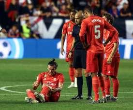 Plusieurs pièces maîtresses pourraient quitter le Real Madrid. EFE