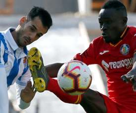 Djene (r) could be making a move to the Premier League. EFE