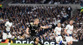 Le Real Madrid attend Van de Beek. EFE